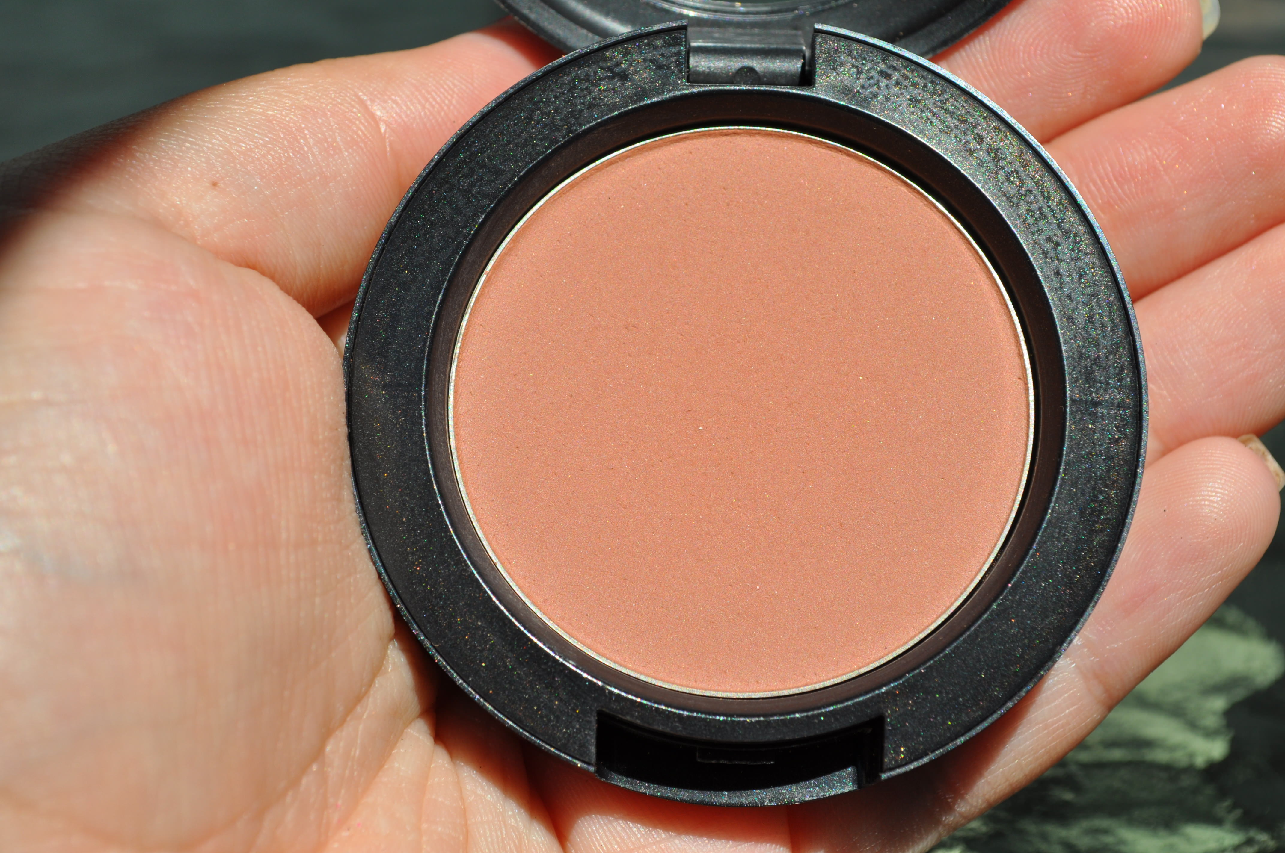 Review: MAC Gingerly Blush + Swatches!   The Beauty Archive