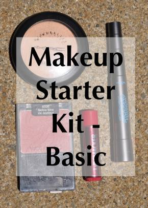 Makeup Starter Kit –Basic
