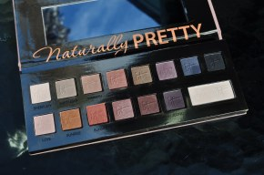 Review: IT Cosmetics Naturally Pretty Palette + Swatches!