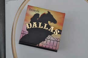 Review: Benefit Dallas