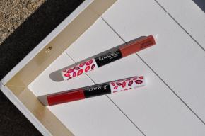 Review: Rimmel Provocalips in Play With Fire and Make Your Move +Swatches!
