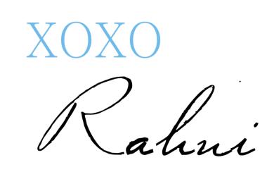 Rahni Signature